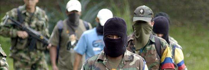 El ejército colombiano capturó al jefe de finanzas de las FARC