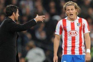 """Pablo Forlán (padre): """"Hay mucha gente en el Atlético que no quieren que Diego siga"""""""