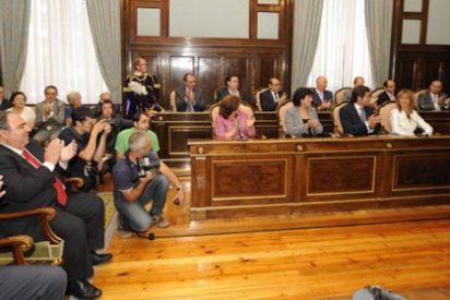 La nueva presidenta de la Diputación de Guadalajara comienza a ejercer su cargo