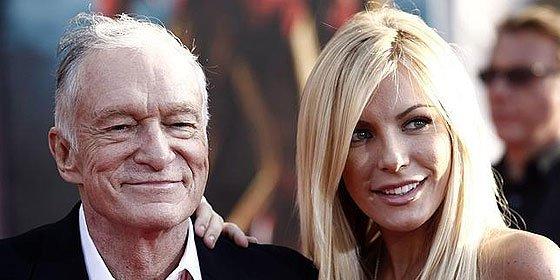 La ex novia de Hugh Hefner lo dejó porque 'duraba sólo 2 segundos'