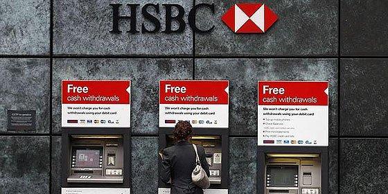El banco HSBC despide a 10.000 empleados en todo el mundo