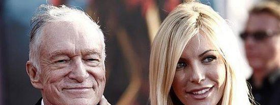 """La ex novia de Hugh Hefner asegura que lo dejó porque duraba """"como dos segundos"""" en la cama"""