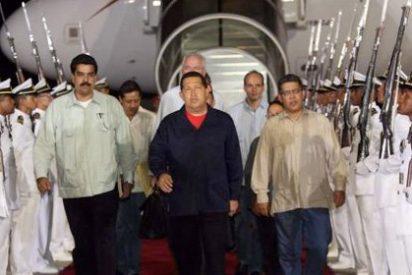 """Chávez regresa por sorpresa a Venezuela tras su quimioterapia en Cuba: """"He venido mejor de lo que me fui"""""""