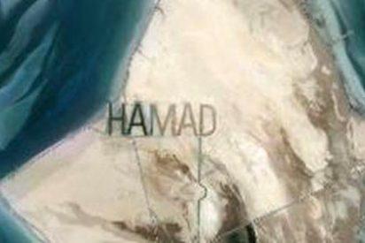 Jeque gasta una millonada en grabar su nombre en el desierto para que se vea desde el espacio