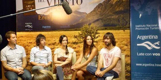 Turismo de Argentina presenta el documental 'En Busca del Sonido del Viento. Eres para mí'