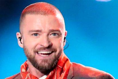 Al cantante Justin Timberlake lo pilló su madre follando cuando era un chaval