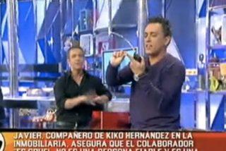 """Todos los de 'Sálvame' se hartan (por fin) de Víctor Sandoval: """"¡Nos pones a parir, eres un maldito loco y un mentiroso!"""""""