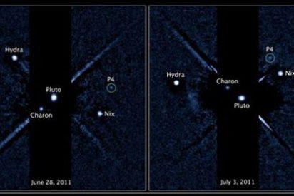 El telescopio 'Hubble' descubre una cuarta luna orbitando Plutón
