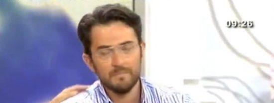 """Máxim Huerta rompe a llorar en directo: """"Una Nochevieja mi padre no llegó a casa porque el alcohol afectó. ¡No puedo empatizar con Ortega Cano!"""""""