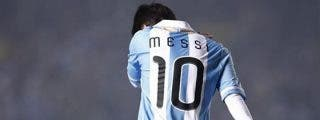 """Julio Grondona (AFA): """"Messi tendría que decir: 'No vengo más, me quedo en España'"""""""