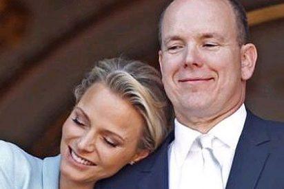El príncipe Alberto y Charlene de Mónaco ya son marido y mujer