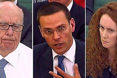 Los Murdoch eluden la culpa y dicen que desconocían las escuchas