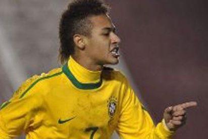 Brasil con sus mega-estrellas empató a duras penas con la selección venezolana
