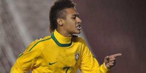 Brasil venció 4-2 a Ecuador