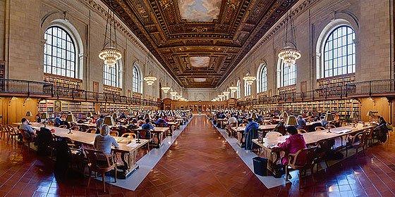 La Biblioteca Pública de Nueva York perdona a 143.000 niños morosos