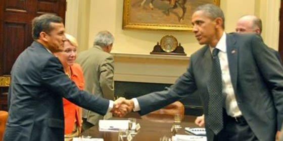 """EEUU destaca la """"fuerte coincidencia"""" entre Obama y Humala"""