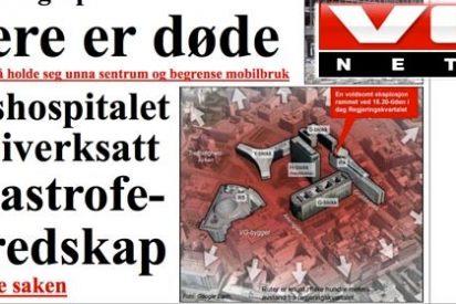 Decenas de muertos y heridos en el primer atentado terrorista de la historia de Noruega