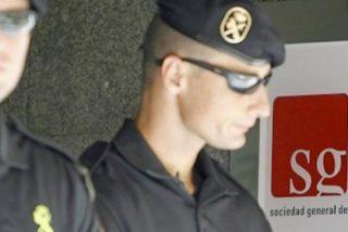 Teddy Bautista, detenido por la Guardia Civil por orden de la Audiencia Nacional
