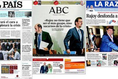 Rajoy saca a Rubalcaba 14 puntos y el PP tendrá mayoría absoluta el 20-N
