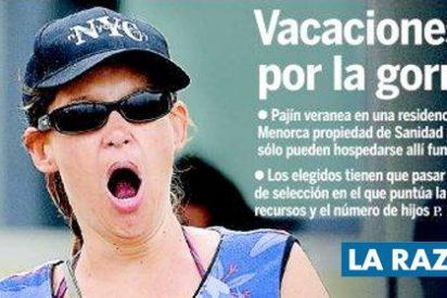 Las exclusivas (y tiradísimas) vacaciones de Pajín