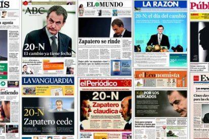 ¿Por qué y para qué han elegido Zapatero y Rubalcaba el 20-N para las elecciones generales?