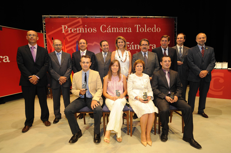 Entrega de los Vigésimoscuartos Premios de la Cámara de Comercio de Toledo