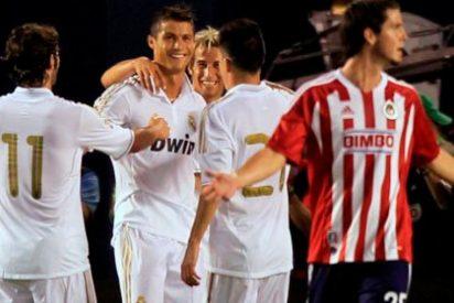 El Real Madrid gana en San Diego con tres goles de Cristiano Ronaldo