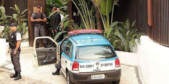 Asalto a mano armada en el hotel más lujoso de Río de Janeiro