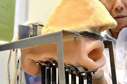 El robot que canta como si fuera un ser humano