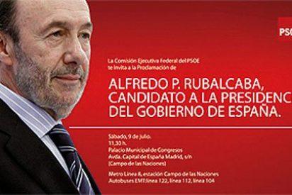 Rubalcaba renuncia al 'Pérez' y alista a sus huestes para elecciones generales en otoño