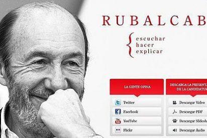 Candidato del PSOE: Ni Alfredo, ni Pérez, ni P.... Rubalcaba, a secas