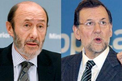 Rajoy fulmina el 'efecto Rubalcaba' y consolida su mayoría absoluta