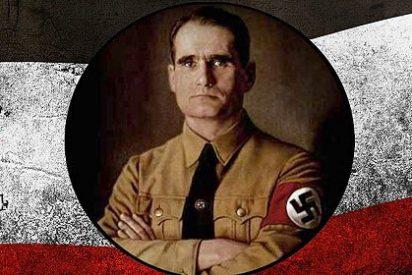 Desmantelan la tumba del nazi Rudolf Hess y lanzan sus restos al mar