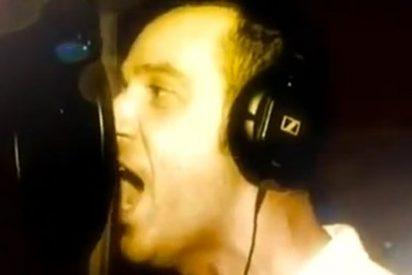 """Víctor Sandoval explota su divorcio y crea la nueva canción del verano: """"¡Nacho Polo, Nacho Polo, sólo congelo maricas malas!"""""""