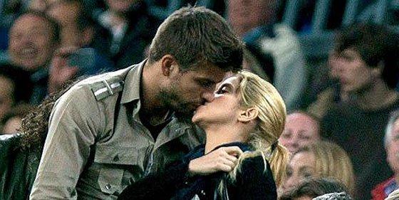 Pareja Shakira-Piqué elegida como la más empalagosa y pesada en España