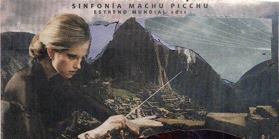 """Estreno mundial de la """"Sinfonía Machu Picchu"""" por los cien años de la ciudad imperial"""