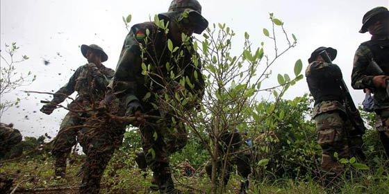 """Con """"Caballo-bomba"""" matan a dos soldados colombianos"""