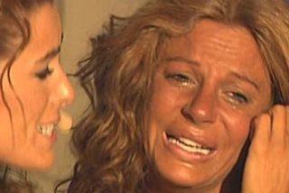 Impresionante ataque de histeria de Sonia Monroy al ser expulsada de 'Supervivientes 2011':