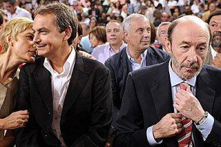 Zapatero 'El emparedado', Rubalcaba 'El enterrador' y Bono 'El mirón'