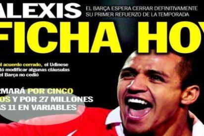 ¿Cuánto cuesta realmente Alexis Sánchez?