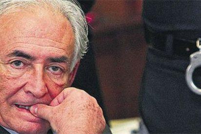 Libertad sin fianza para Dominique Strauss-Kahn