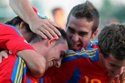 España derrota a Bélgica en el primer partido del Europeo Sub-19 (4-1)