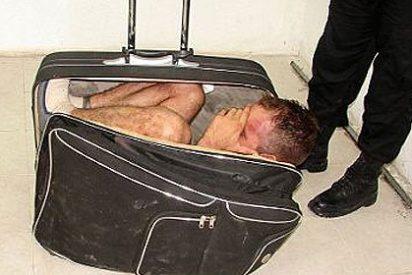 Trincan dentro de una maleta al rey de las fugas carcelarias en México
