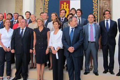 Los altos cargos de la Junta toman posesión ante la presidenta Cospedal