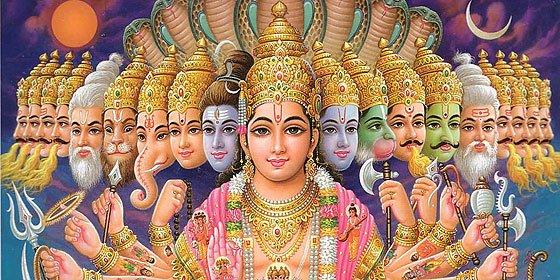 Un tesoro de miles de millones escondido debajo del templo hindu