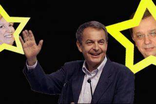 Los nuevos fichajes estrella de Zapatero son... socialistas estrellados con Barreda