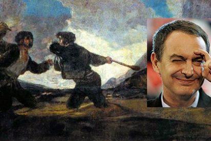 El tufo pestilente de las dos Españas que nos deja Zapatero