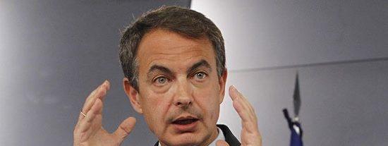 Zapatero: Cinco millones de parados y 100.000 millones de déficit como herencia