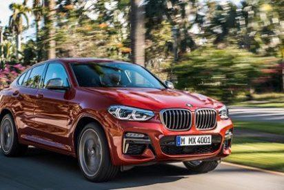 BMW X4, una evolución coherente