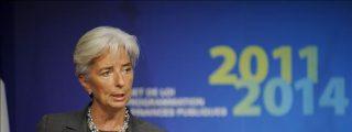 """La directora del FMI advierte: """"La economía mundial ha entrado en una nueva y peligrosa fase"""""""
